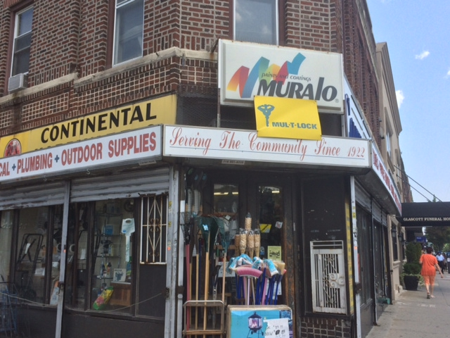Continental Hardware