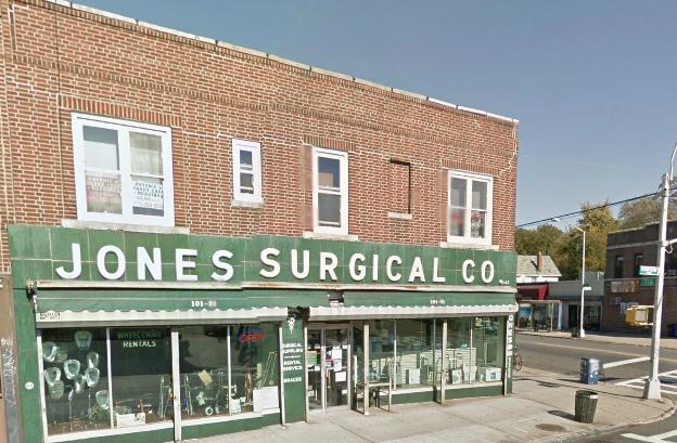 Jones Surgical Co.