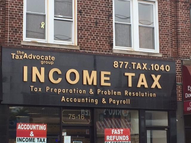 Tax Advocate